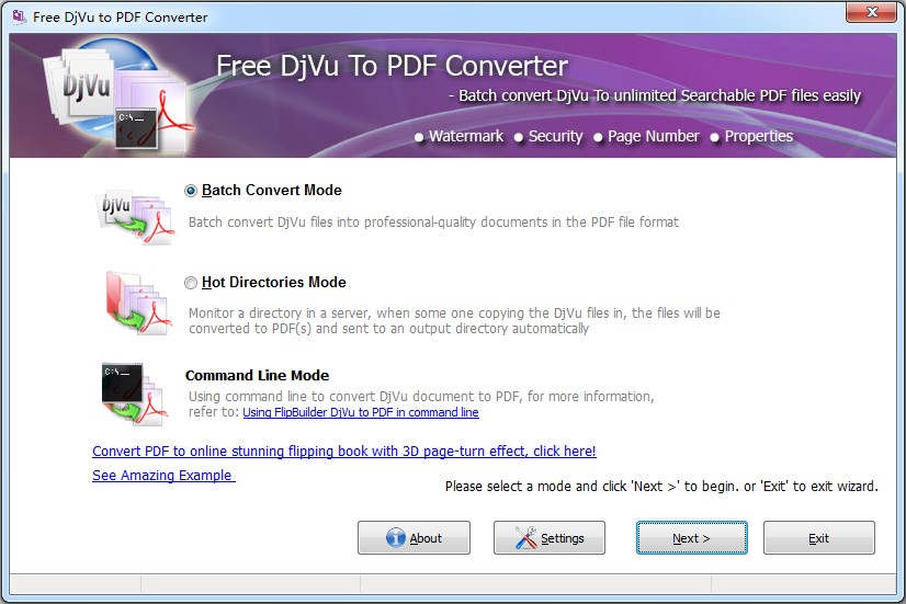 online exe to pdf converter
